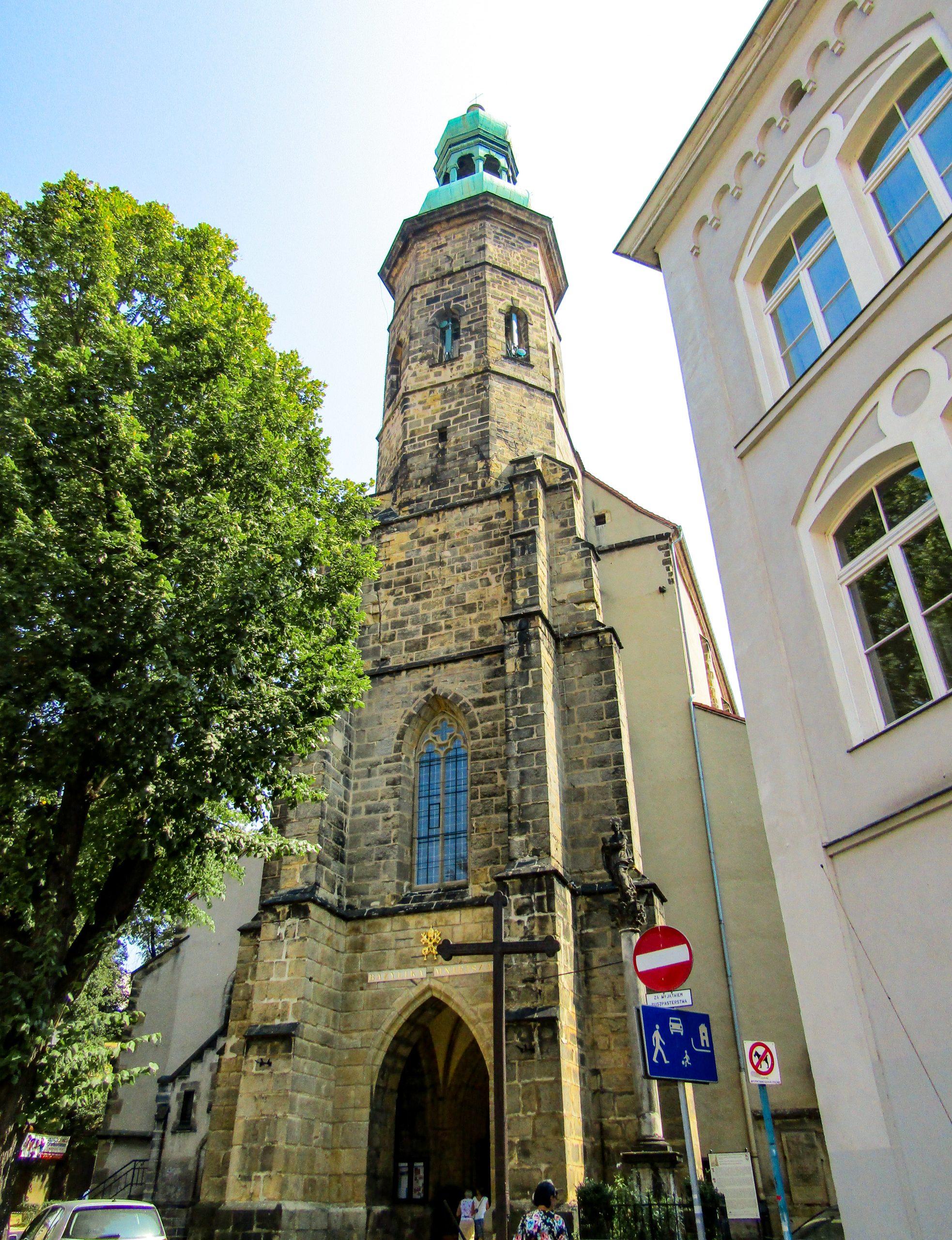 Basilica of St. Erasmus and St. Pancras