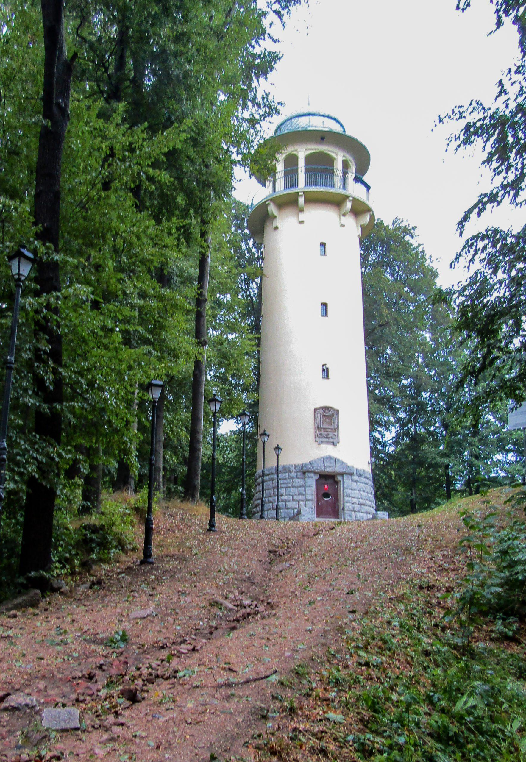 Grzybek Viewing Tower