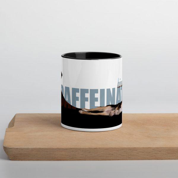 Ceramic Coffee Mug - Decaffeinated Kinda Day